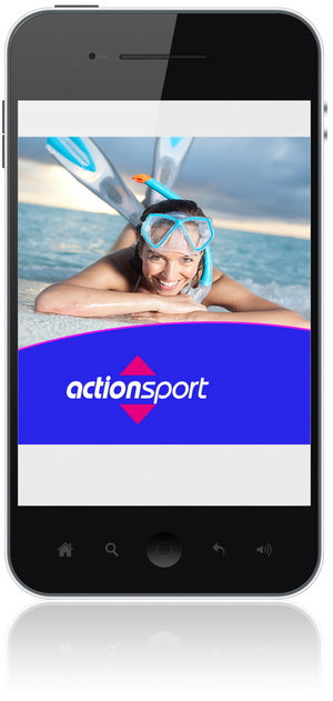 Actionsport App.